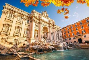 From £69pp instead of up to £163.22pp (from KPX Travel) for a two-night 4* Rome getaway including return flights, from £129pp for three nights - save up to 58%