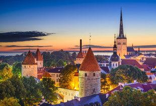 From £99pp (from ClearSky Holidays) for a two-night Tallinn break including breakfast and flights, or from £149pp for three nights - save up to 25%