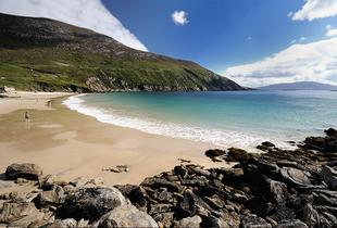 £190 (at Achill Cottages) for a two-night luxury 4* self-catering three-bed cottage stay with bottle of wine, £219 for three nights, £269 for five nights - save up to 52%