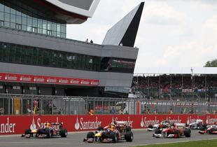 £299pp for a two-night Worcestershire stay with F1 Grand Prix Sunday entry, transfers and breakfast, £349pp for Saturday and Sunday entry!