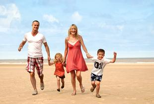 From £49 (from Pontins) for a two-night summer holiday break for a family of up to four - choose from four great parks!