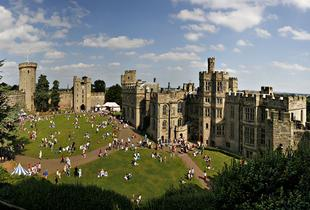 £89 (The Chace Hotel) for an overnight stay for two with breakfast and tickets to Warwick Castle, £99 for family of 3, £109 for family of 4 - include dinner from £109!