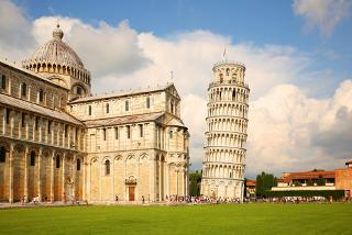 From £99pp (with Tour Center) for a three-night Pisa and Florence break with return flights and train transfers, from £159pp for four nights - save up to 34%