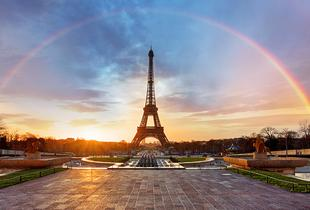 From £79pp (from Short Breaks) for a Paris day trip with Eurostar & river cruise, from £119pp with an overnight stay, £159pp for 2nts, £185pp for 3nts - save up to 71%