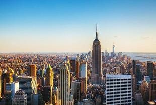 From £599pp for an eight-night trip to New York, LA and Las Vegas including all flights and accommodation, or pay a £150 deposit now - save up to 46%