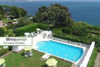 From £179 (from Luccombe Hall) for a two-night Isle of Wight break for two people with a three-course dinner, leisure access, breakfast and return ferry - save up to 36%
