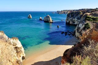 From £89pp (from Crystal Travel) for a three-night mystery beach holiday and flights, £149pp for five nights - you could visit Portugal, Spain, Italy and save up to 50%