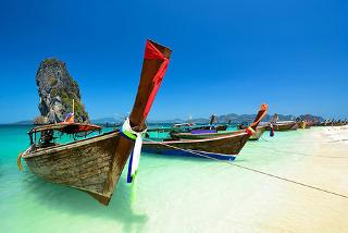 From £569pp (from Weekender Breaks) for a 10-night Thailand break to Bangkok including flights and a choice of three beach destinations!