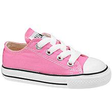 Buy Converse Chuck Taylor All Star Trainers, Pink Online at johnlewis.com