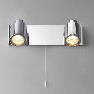 Buy Como 2 Bathroom Spotlight Wall Plate Online at johnlewis.com