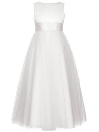 Buy John Lewis Girl Fairy Bridesmaid Dress, Ivory Online at johnlewis.com