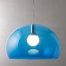 Buy Kartell FLY Ceiling Light Online at johnlewis.com