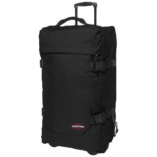 Buy Eastpak Transfer 2-Wheel Medium Suitcase, Black Online at johnlewis.com