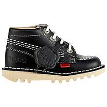Buy Kickers Kick It Hi Boots Online at johnlewis.com