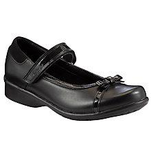 Buy Clarks Daisy Dawn Shoes, Black Online at johnlewis.com