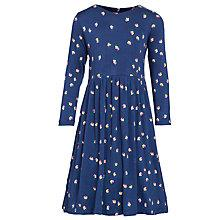 Buy Loved & Found Pansy Print Dress, Navy Online at johnlewis.com