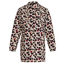 Buy Barbour Girls' Mia Printed Shirt Dress, Multi Online at johnlewis.com