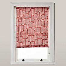 Buy MissPrint Home Little Trees Roller Blind, Chilli Online at johnlewis.com