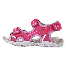 Buy Geox Roxanne Walking Sandals, Fuchsia Online at johnlewis.com