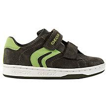 Buy Geox Mania Childrens' Trainers Online at johnlewis.com