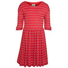 Buy Yumi Girl Striped Jersey Dress Online at johnlewis.com