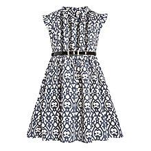 Buy Somerset by Alice Temperley Carlisle Print Dress, Blue Online at johnlewis.com