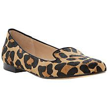 Buy Dune Limbo Pony Print Loafers Online at johnlewis.com