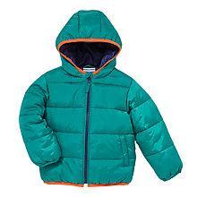 Buy John Lewis Roll Up Quilt Jacket, Green Online at johnlewis.com