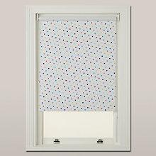 Buy John Lewis Carnival Spots Blackout Roller Blind Online at johnlewis.com