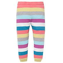 Buy John Lewis Stripe Leggings, Multi Online at johnlewis.com