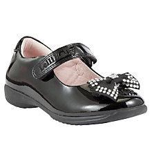 Buy Lelli Kelly Adele Patent Leather Shoes, Black Online at johnlewis.com