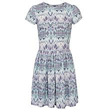 Buy John Lewis Girl Aztec Print Dress, Multi Online at johnlewis.com