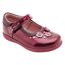 Buy Start-rite Allium Patent Leather Shoes, Berry Online at johnlewis.com