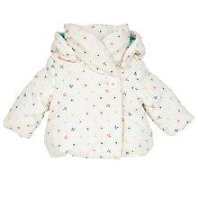 Buy John Lewis Geo Wadded Jacket, Cream/Multi Online at johnlewis.com