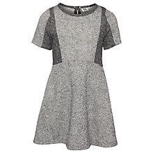 Buy Kin by John Lewis Marl Jersey Dress, Grey Online at johnlewis.com