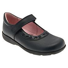 Buy Start-rite Children's Scissor Leather School Shoes Online at johnlewis.com
