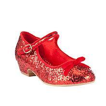 Buy John Lewis Ginger Glitter Shoe Online at johnlewis.com
