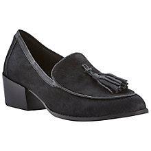 Buy Steve Madden Teatime Pony Loafers Online at johnlewis.com