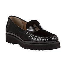 Buy John Lewis Oslo Moccasin Platform Shoes Online at johnlewis.com