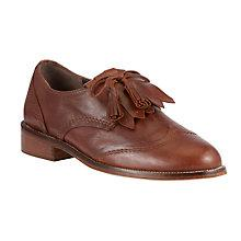 Buy Collection WEEKEND by John Lewis Grit Brogue Shoes Online at johnlewis.com
