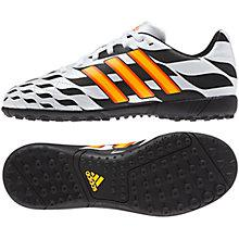 Buy Adidas Questra Football Boots, Multi Online at johnlewis.com