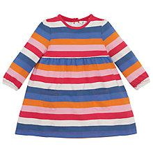 Buy John Lewis Multi Stripe Jersey Dress, Multi Online at johnlewis.com