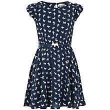 Buy Yumi Girl Dog Dress, Navy Online at johnlewis.com