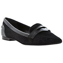 Buy Dune Lyndon Leather Loafer Shoes Online at johnlewis.com