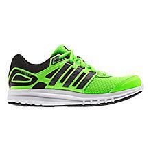 Buy Adidas Children's Duramo 6 Running Shoes, Green/Black Online at johnlewis.com