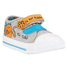 Buy Mr Tickle Canvas Trainers, Multi Online at johnlewis.com