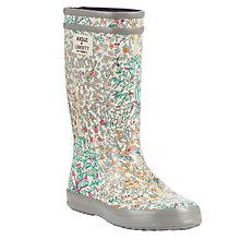 Buy Aigle Childrens' Liberty Libpop Wellington Boots, Multi Online at johnlewis.com