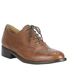 Buy John Lewis Petra Leather Brogues Online at johnlewis.com