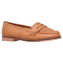 Buy Carvela Large Leather Loafer Shoes Online at johnlewis.com