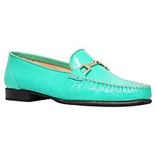 Buy Carvela Mariner Flat Leather Loafers Online at johnlewis.com
